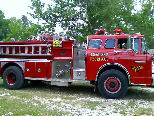 Kingsland Fire Department