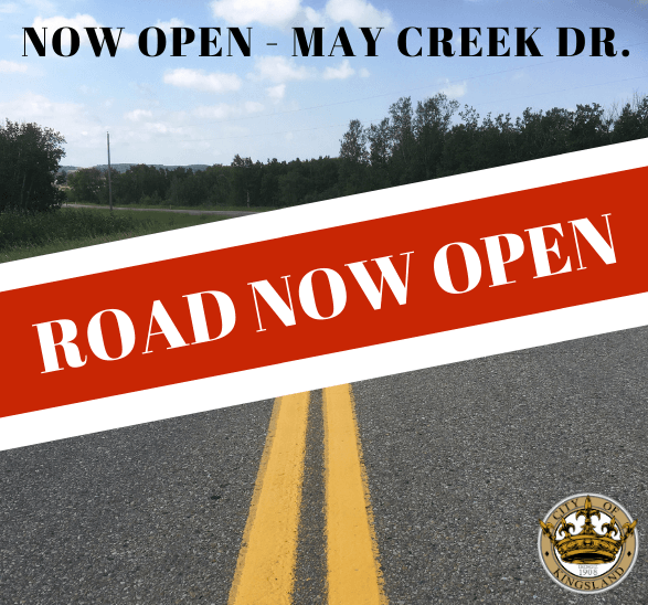 May Creek Drive Open
