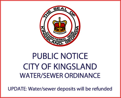 WATER and SEWER ORDINANCE UPDATES